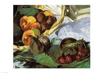 Dejeuner sur l'Herbe (fruit detail), 1863 by Edouard Manet, 1863 - various sizes
