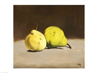 Two Pears, 1864 by Edouard Manet, 1864 - various sizes
