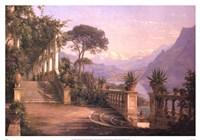 Loggia Fra Como Fine Art Print