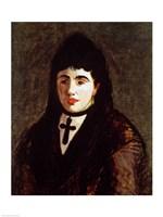 The Spaniard by Edouard Manet - various sizes - $16.49