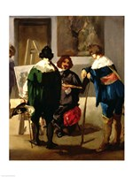Scene in a Spanish Studio, 1860 by Edouard Manet, 1860 - various sizes - $16.49