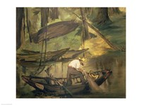 The Fisherman, 1861 by Edouard Manet, 1861 - various sizes - $15.99