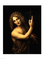St. John the Baptist, 1513-16 Framed Print