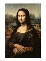 Mona Lisa, c.1503-6 Fine Art Print