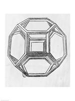 Polyhedron Fine Art Print
