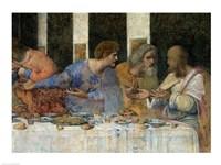 The Last Supper, (post restoration) E Fine Art Print