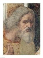 The Last Supper, Detail 1 by Leonardo Da Vinci - various sizes