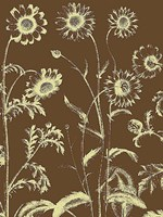 "Chrysanthemum 3 - 12"" x 16"""