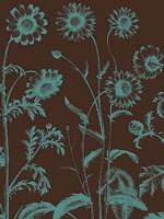 "Chrysanthemum 6 - 12"" x 16"""