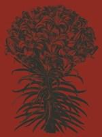"Lilies 9 - 12"" x 16"", FulcrumGallery.com brand"
