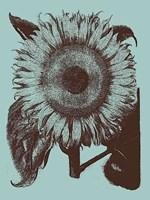 "Sunflower 18 - 18"" x 24"""