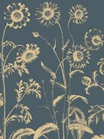 "Chrysanthemum 2 - 24"" x 32"""