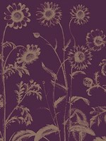 "Chrysanthemum 13 - 24"" x 32"""