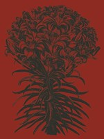 "Lilies 9 - 30"" x 40"", FulcrumGallery.com brand"