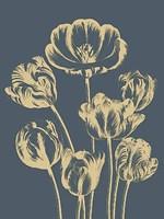 "30"" x 40"" Yellow Tulips"
