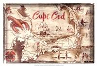 "Cape Cod Holiday - 19"" x 13"", FulcrumGallery.com brand"