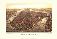 New York, 1873 Fine Art Print