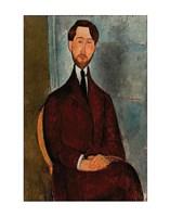 Portrait of Leopold Zborowski