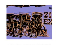Train, 1983 Fine Art Print