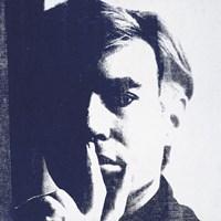 "Self-portrait, 1978 by Andy Warhol, 1978 - 12"" x 12"""