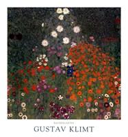 The Flowery Garden, 1907 by Gustav Klimt, 1907 - various sizes