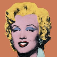 Shot Orange Marilyn, 1964 Fine Art Print