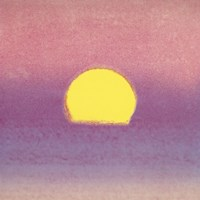 Sunset, 1972 40/40 (lavender) Fine Art Print