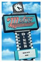 Metro Diner Fine Art Print