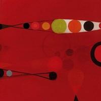 """1957 #5 by Bill Mead, 1957 - 36"""" x 36"""""""