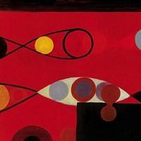 """1957 #4 by Bill Mead, 1957 - 12"""" x 12"""""""