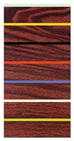 Woodgrain & Stripe Fine Art Print