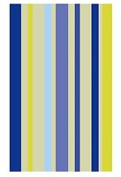 Violet Stripe Fine Art Print