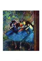 "13"" x 19"" Edgar Degas Prints"