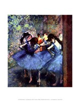 "11"" x 14"" Edgar Degas Prints"