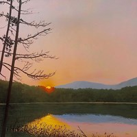 "12"" x 12"" Sunset Pictures"