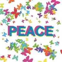 Harmonious Peace Framed Print