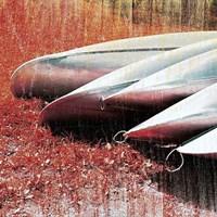 "Lakeside Repose by Erin Clark - 20"" x 20"", FulcrumGallery.com brand"