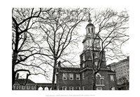 Independence Hall (horizontal) Fine Art Print