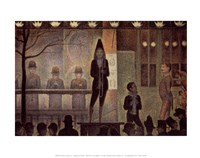 Circus Sideshow Fine Art Print