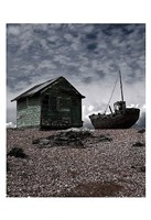 """Dungeness by Gill Copeland - 13"""" x 19"""""""