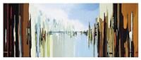 Urban Abstract No. 242 Fine Art Print