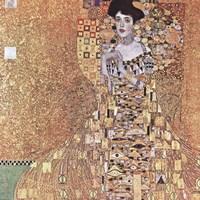 Portrait of Adele Bloch-Bauer I, 1907 Fine Art Print