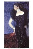 "Portrait of Rose von Rosthorn-Friedmann by Gustav Klimt - 13"" x 19"", FulcrumGallery.com brand"