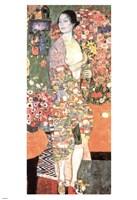 The Dancer-1918 by Gustav Klimt, 1918 - various sizes