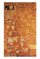 """Expectation by Gustav Klimt - 13"""" x 19"""""""