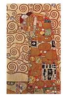 "Fulfillment by Gustav Klimt - 13"" x 19"", FulcrumGallery.com brand"
