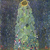 The Sunflower, c. 1906-1907 Fine Art Print