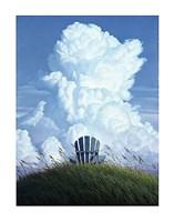 """11"""" x 14"""" Clouds"""
