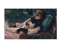 The Dreamer, of Summer Evening, ca. 1881 Fine Art Print