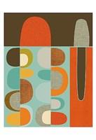 Rejilla No. 3 Fine Art Print